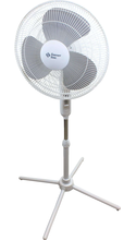 Comfort Zone Oscillating Stand Fan