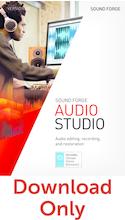 MAGIX SOUND FORGE Audio Studio 12 Commercial