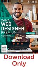 MAGIX Xara Web Designer 15 Premium Commercial
