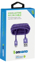 OnHand Micro-USB Cable