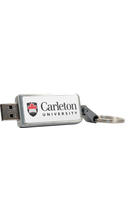 Centon Custom Logo Keychain USB Drive