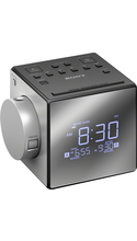 Sony Alarm Clock Radio with Time Projector