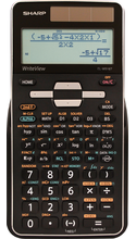 Sharp EL-W516TBSL Advanced Scientific Calculator with WriteView
