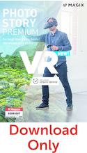 MAGIX Photostory Premium VR Academic