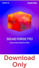 MAGIX SOUND FORGE Pro 12 Academic