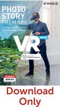 MAGIX Photostory Premium VR Commercial
