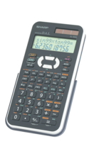 Sharp EL-506X Advanced Scientific Calculator