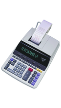 Sharp EL-2630PIII Printing Desktop Calculator