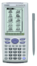 Casio Classpad 330 Graphing Calculator