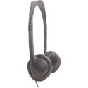 Avid Products AE-711 On-Ear Headphones with Vinyl Earpads