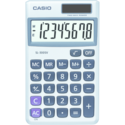 Casio SL-300SV Basic Solar Calculator