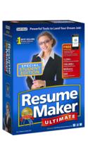 Individual Software ResumeMaker Ulitmate 6 Academic