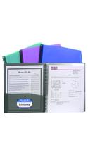 C-Line Poly Pocket Portfolio