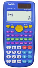 Casio FX-55 Plus Basic Calculator Teacher Pack