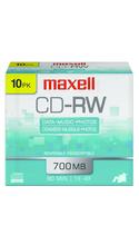 Maxell CD Rewritable