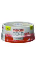Maxell CD Recordable 48X