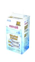 Maxell Alkaline Batteries
