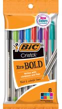 BIC Cristal Xtra Bold Stic Ballpoint Pen