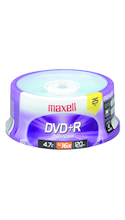 Maxell DVD+R High Speed Recordable Disk