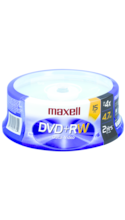 Maxell DVD+RW Rewritable Disk