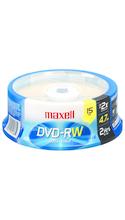 Maxell DVD-RW/+RW Rewritable