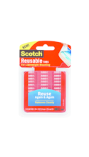 Scotch Reusable Mounting Tab Display