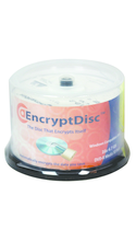 Rocky Mountain Ram EncryptDisc Self Burning Optcl Media DVD Unmanaged