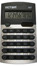 Victor Technology 907 Portable Metric Conversion Calculator