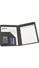 Victor Technology Portfolio Pad Holder with Calculator