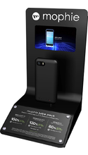 mophie iPhone 6 Countertop Display with Monitor