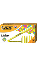 BIC Brite Liner Pen Style Highlighter