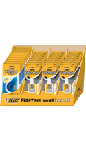 BIC Wite-Out Brand Quick-Dry Correction Fluid and EZ Correct