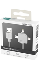 Allocacoc Power USB Cable