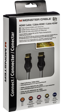 Monster Essentials High-Performance HDMI Cable