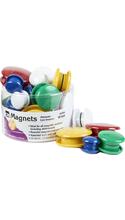 Charles Leonard Round Magnets