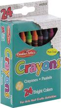 Charles Leonard Crayons