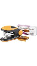 Charles Leonard Cushion Grip Mini Stapler Kit