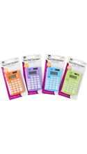 Charles Leonard Basic 8 Digit Handheld Calculator Counter Display