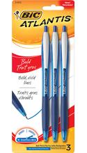 BIC Atlantis Bold Retractable Ballpoint Pen