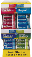Lil' Drug Brand Name On-the-Go Pain Relief