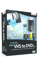 Corel Roxio Easy VHS to DVD Education