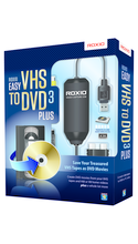 Corel Roxio Easy VHS to DVD 3 Plus Education