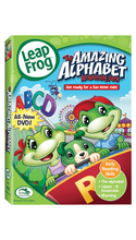 LeapFrog: The Amazing Alphabet Amusement Park DVD