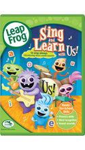 LeapFrog: Sing and Learn with Us DVD