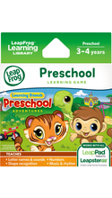 LeapFrog LeapPad Game: Learning Friends Game