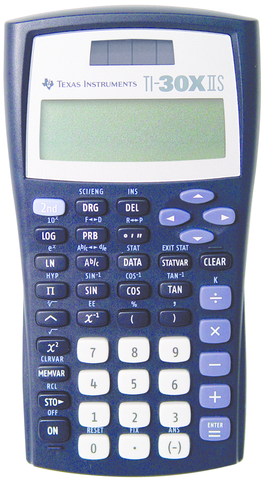30X IIS Scientific Calculator Teacher Kit