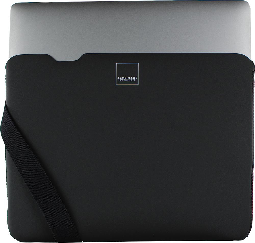 Skinny Sleeve MacBook 12 Matte Black