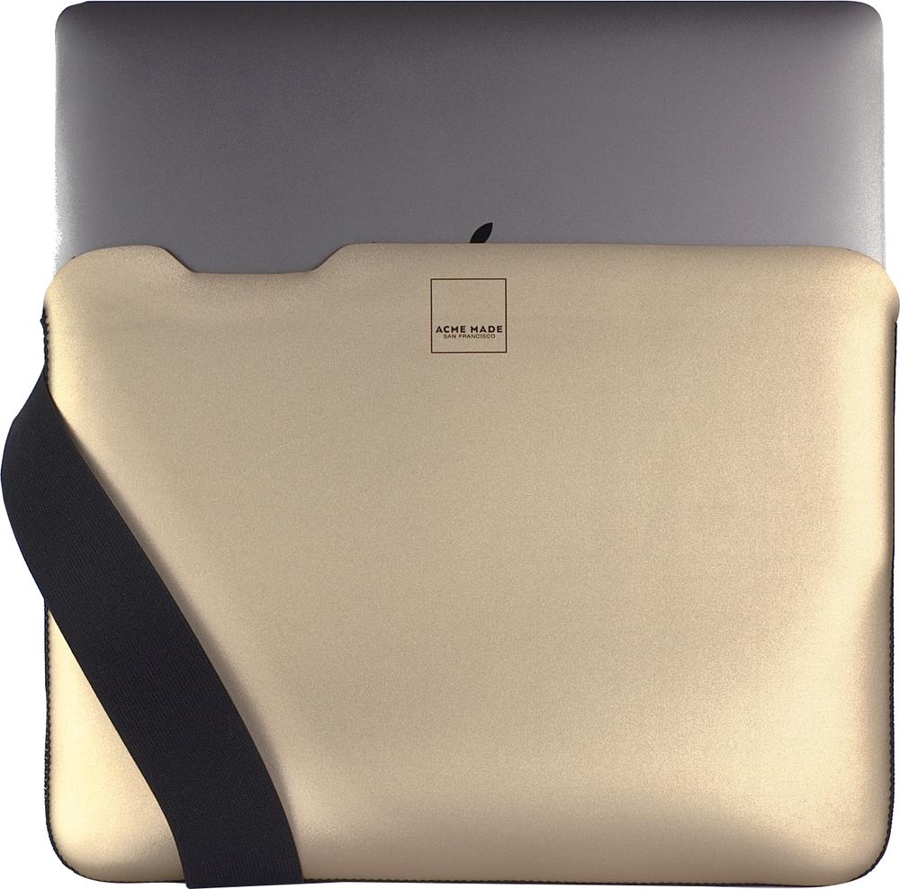 Skinny Sleeve MacBook 12 Gold