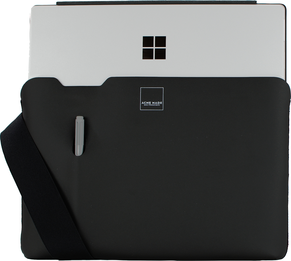 Skinny Sleeve Microsoft Surface 4 Matte Black