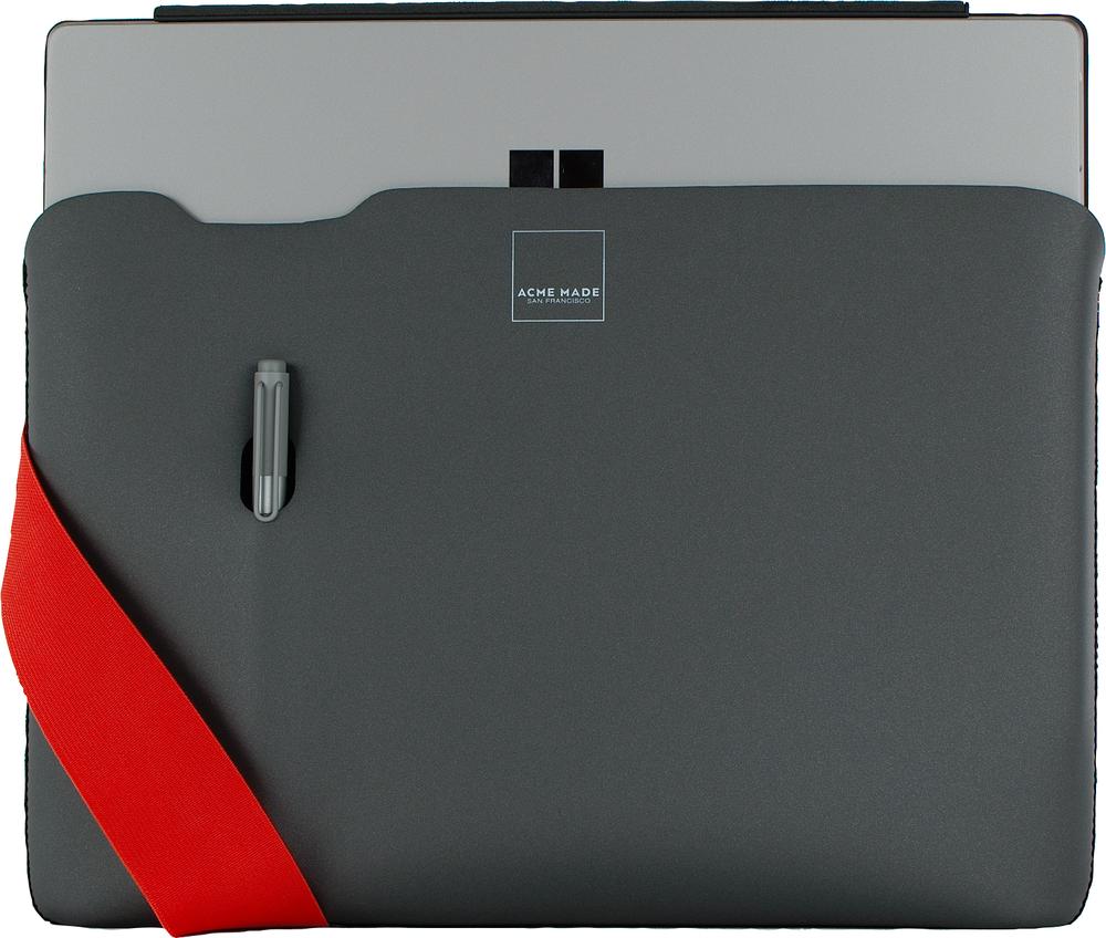 Skinny Sleeve Microsoft Surface 4 Gray/Poppy